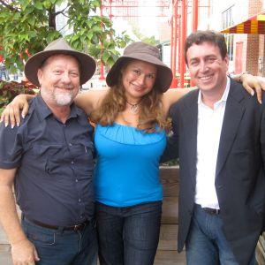 Shirley Bovshow and Australia's Garden Gurus