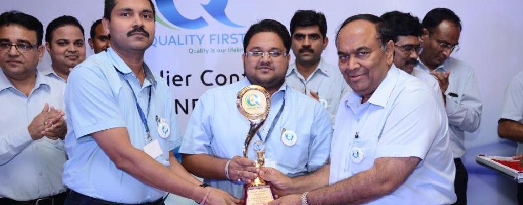 Supplier Meet-best performance-2014-15