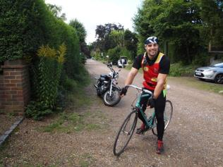 Attempting to Cycle 100 Miles to the Source of the Thames