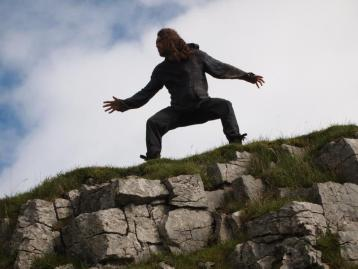 Capering on a Mountain