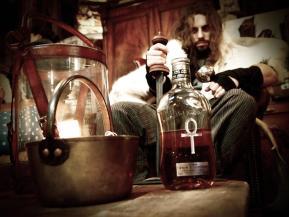 Photoshoot for Jura Whisky, 2012
