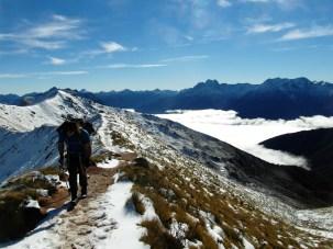 Keplar Trek, New Zealand
