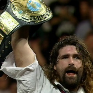 Mick Foley, as Mankind