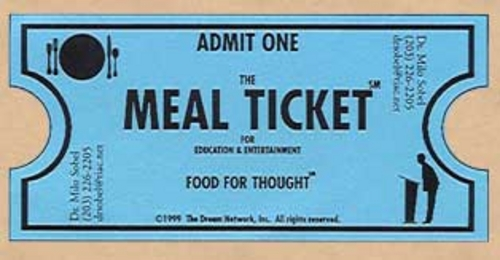 Free Meal Ticket Template Endearing Lunch Ticket Template  Node2003Cvresume.paasprovider