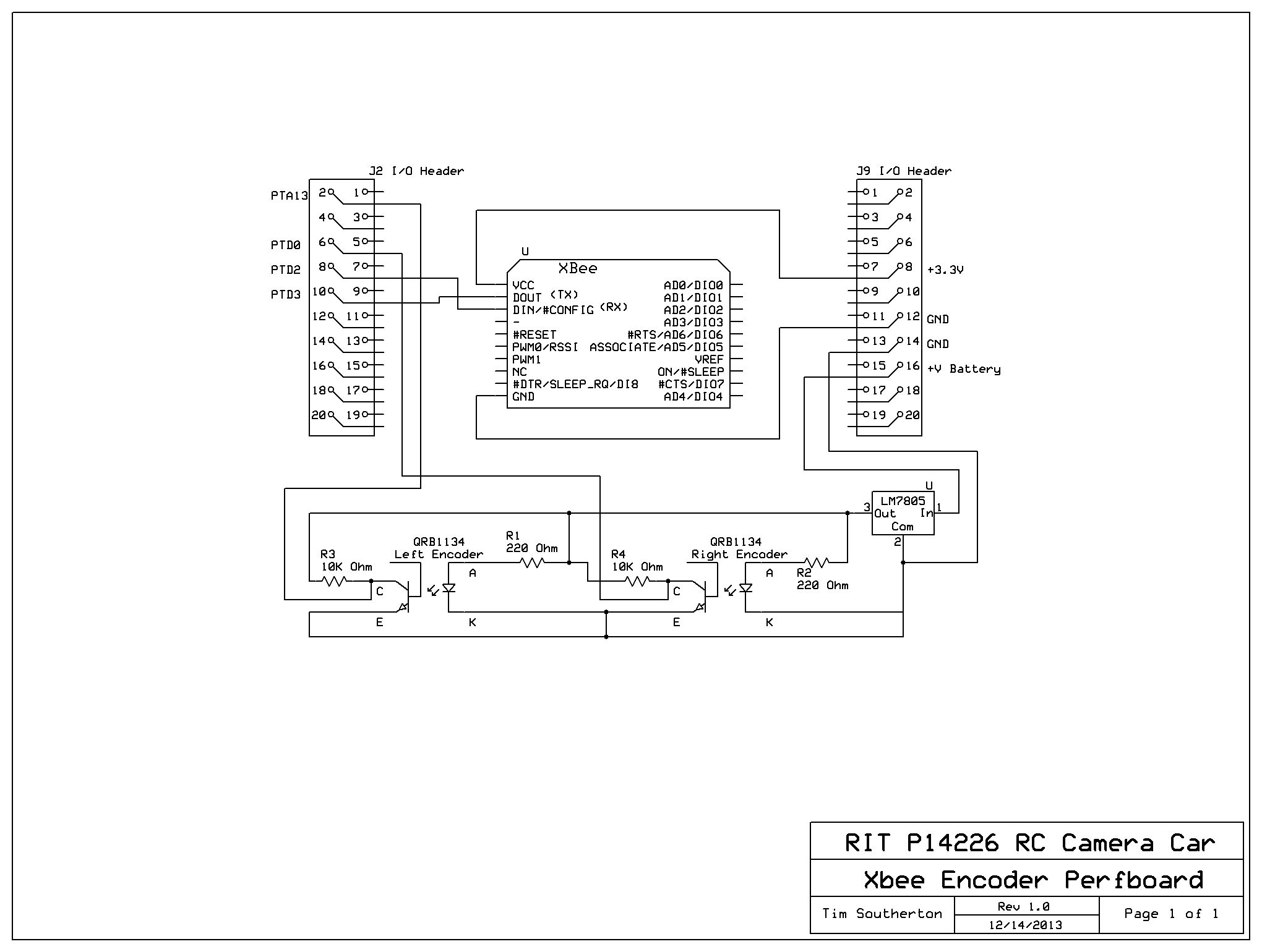 rc car wiring diagram 2ch am reciver