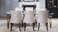 Luxury Upholstered Dining Chairs, Designed and Handmade in ...