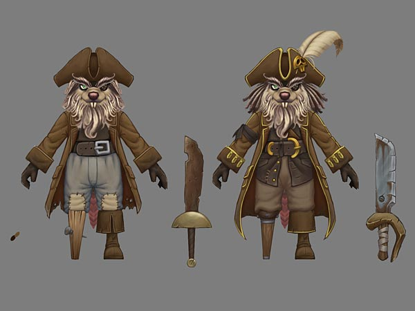 Wallpaper Gunslinger Girl The Art Behind Pirate101 Free Online Game