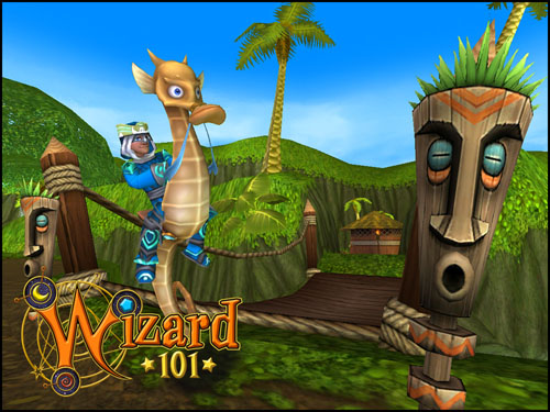 Playing In The Fall Wallpaper Game Worlds Celestia Wizard101 Free Online Game
