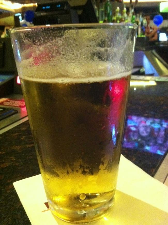 Stella Artois Video Poker Bar At Red Rock Las Vegas