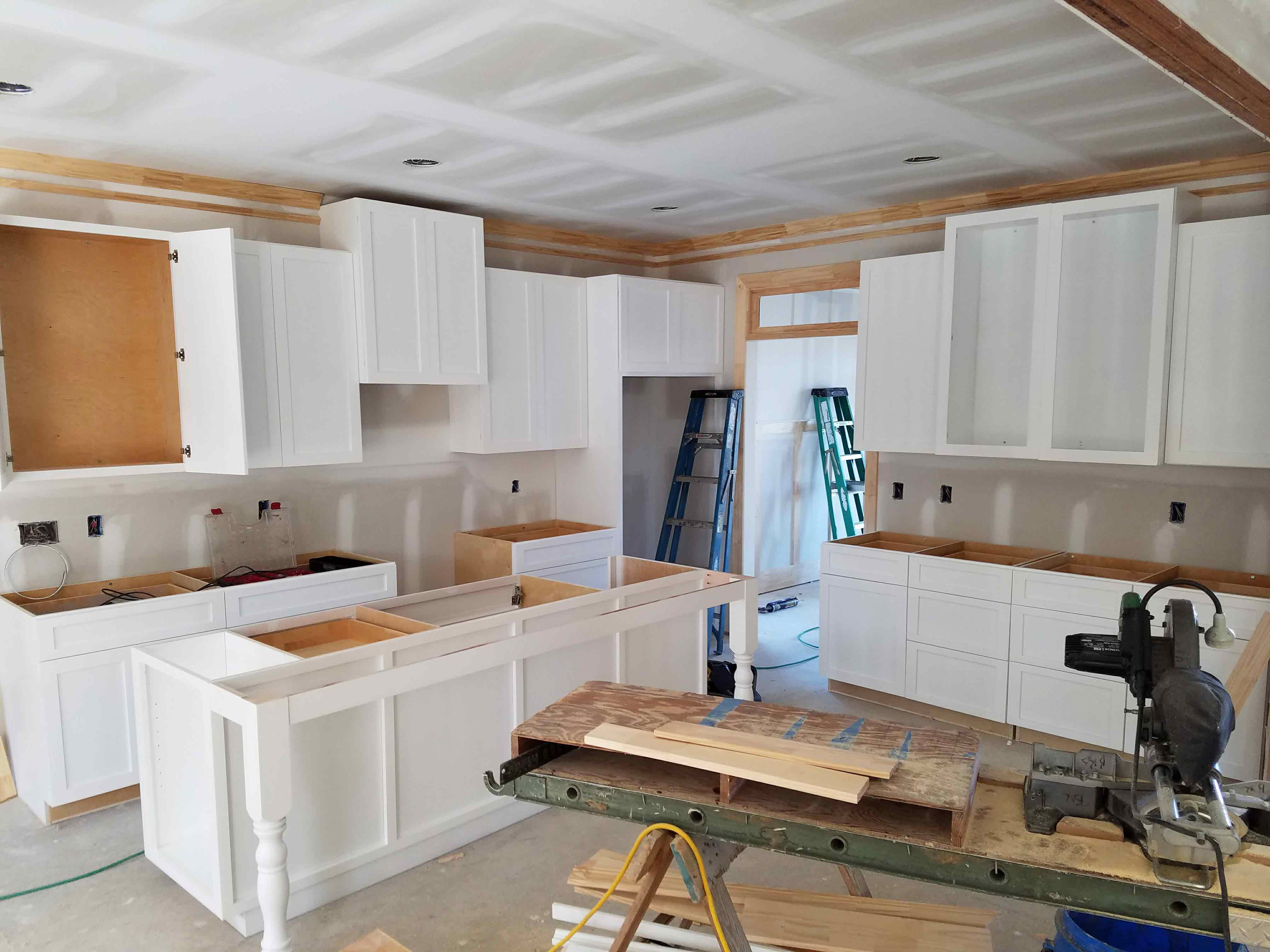 Kitchen Cabinet Installation Cost Edgewood Cabinetry Kitchen Cabinets Raleigh Nc