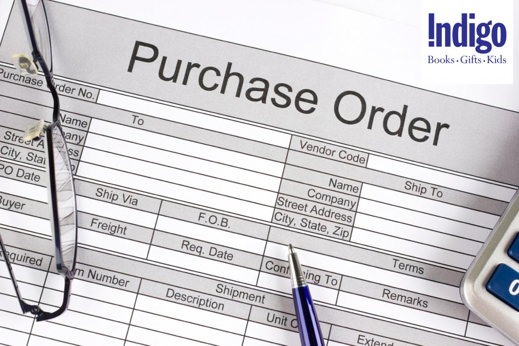 Indigo Books 850 Purchase Order - EDI Academy Blog