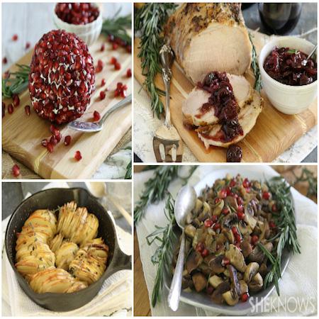 Gluten Free Christmas Dinner