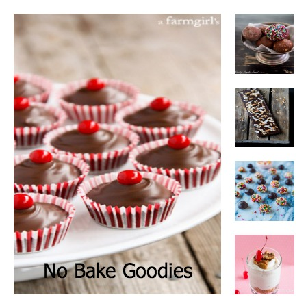 No Bake Goodies