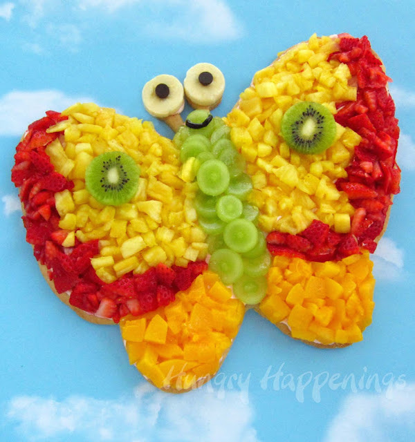 recipe for fruit pizza fruit gifts