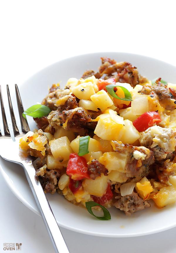 Easy-Breakfast-Casserole