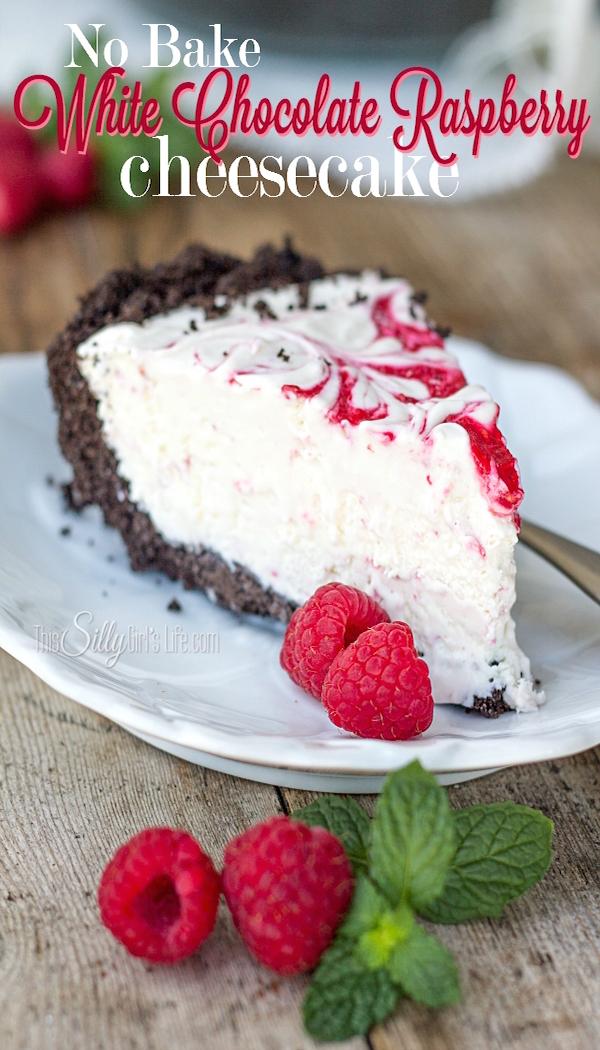No-Bake-White-Chocoalte-Raspberry-Cheesecake-from-ThisSillyGirlsLife
