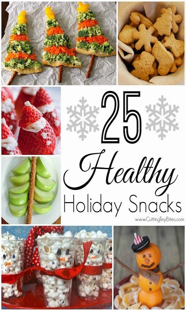 HealthyHolidaySnacks
