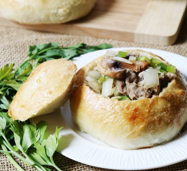 Philly Cheese Steak Soup – Edible Crafts