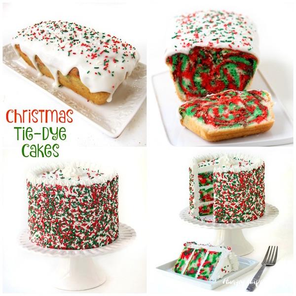 chrismtmas-tie-dye-cakes