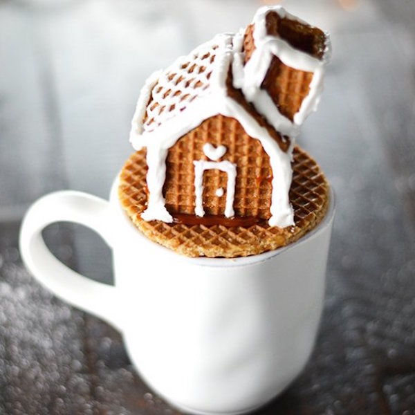 stroopwaffel house mug toppers