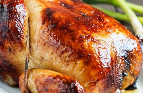 Cantonese Roast Chicken
