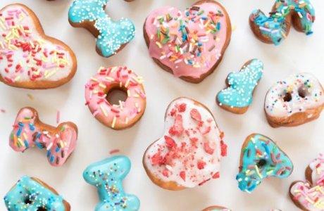 Alphabet Donuts