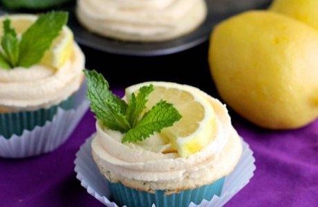 Arnold Palmer Cupcakes