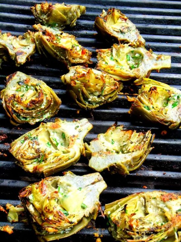 8 grilled vegetable recipes edible crafts - Make perfect grilled vegetables ...