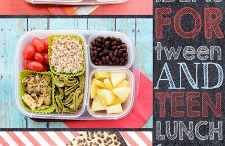 Simple Lunch Ideas for Tween and Teens