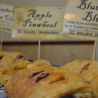 Turning a Blind Eye to Holiday Stress: Blue Blinds Bakery, Plymouth