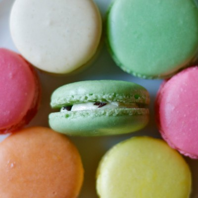 How not to make French macarons, seriously