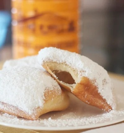 Fat Tuesday: Beignets & Cafe au lait