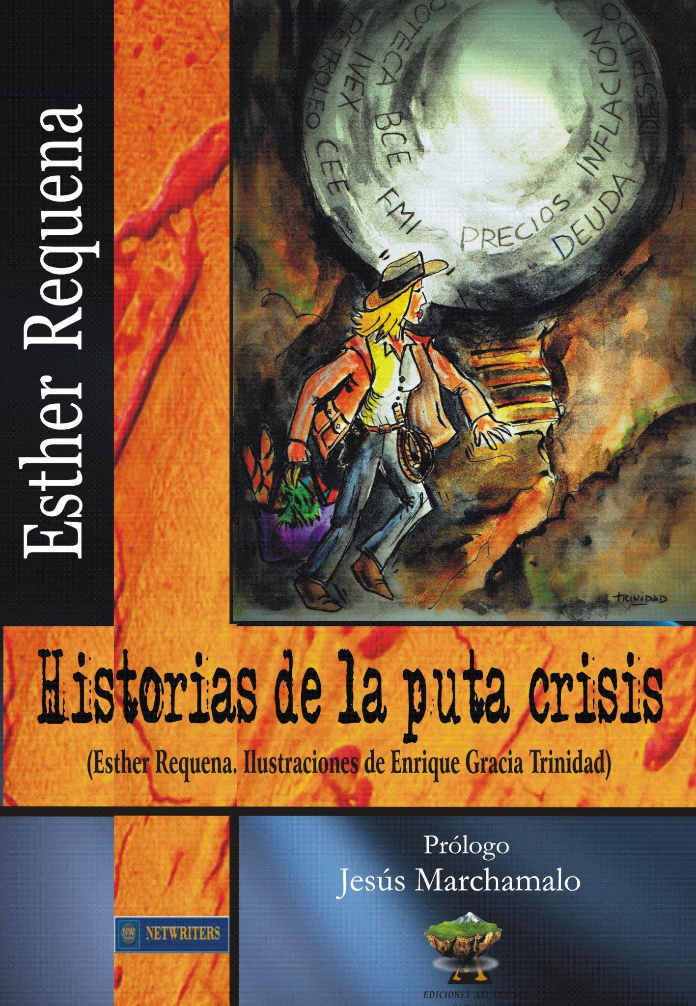 Editar Libros En Amazon Historias De La Puta Crisis Por Esther Requena