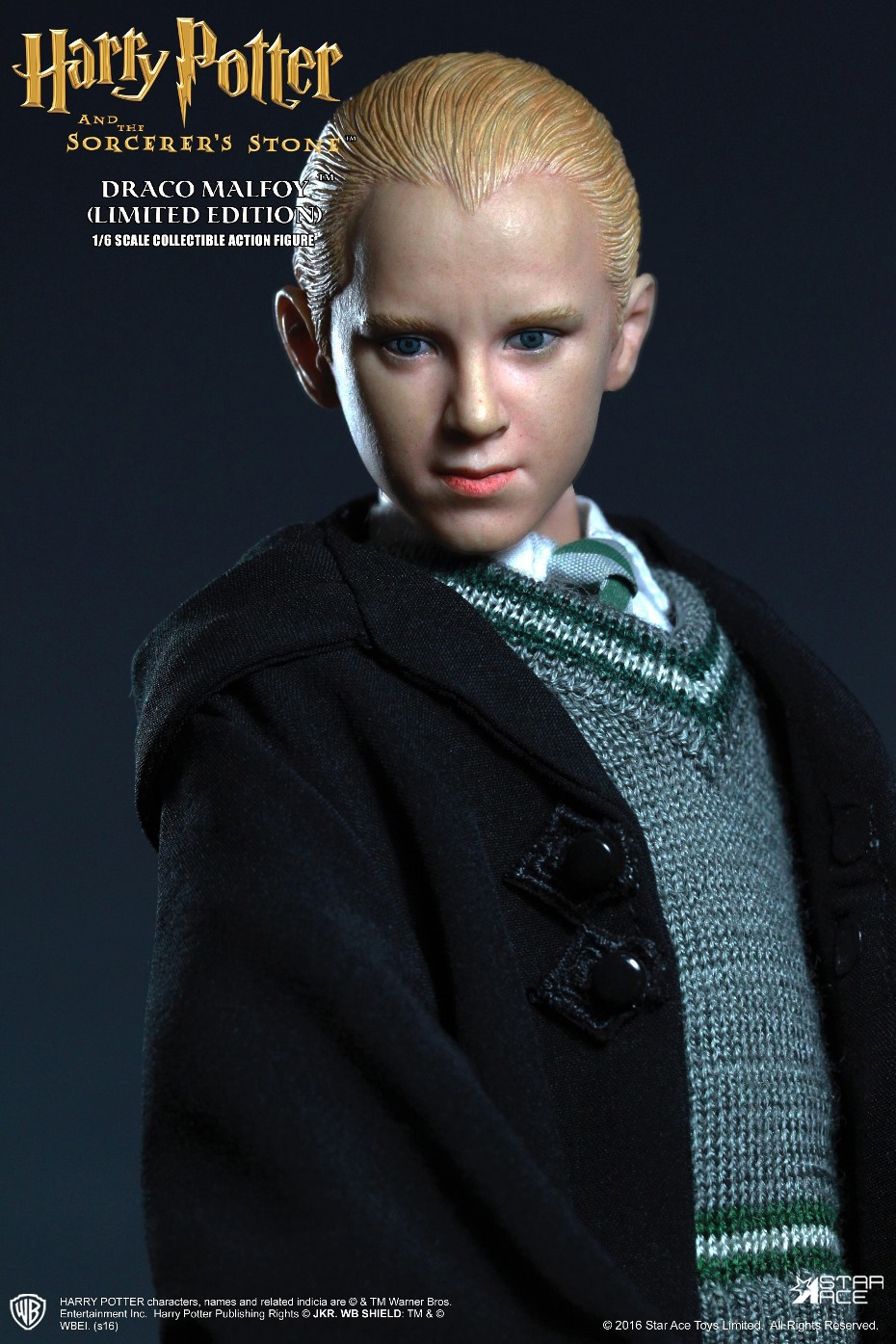 Wand Lamp Harry Potter: Draco Malfoy School Uniform Version 1/6