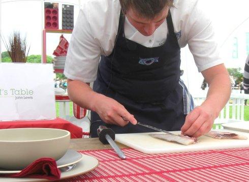 Eadey of Seafood Scotland