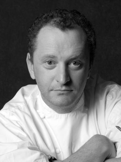 Neil Forbes, Executive Chef at the Atrium Edinburgh