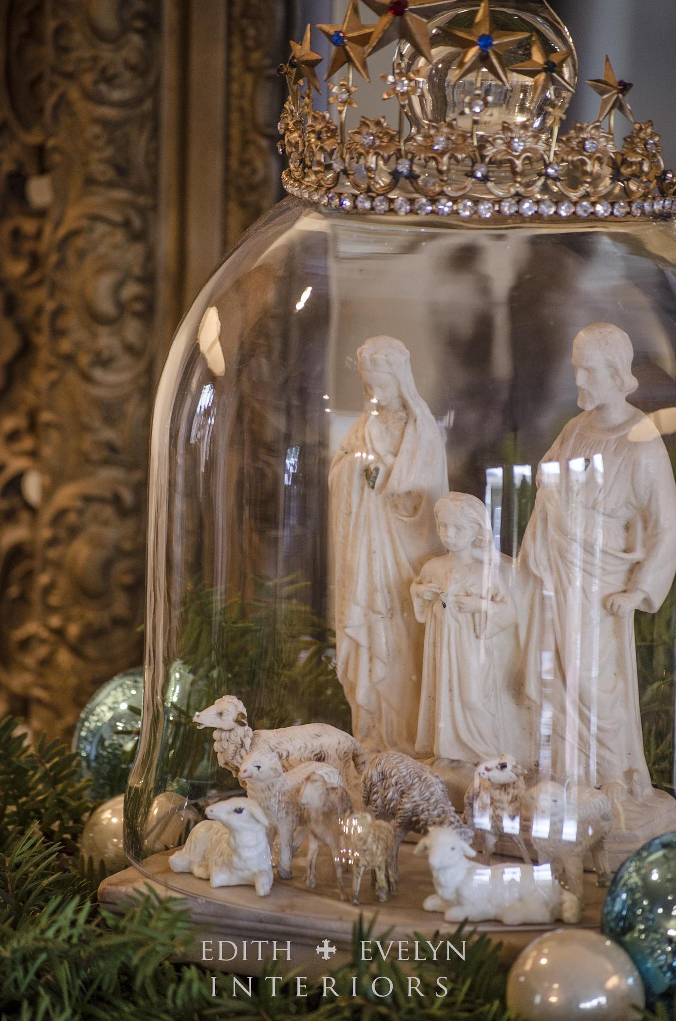 Mannequin tree - Vintage weihnachtsdeko ...