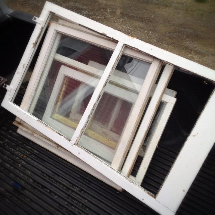 Edith Jolicoeur fenêtres