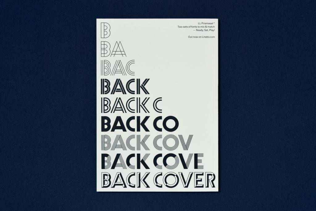 BACK COVER #7 \u2013 Éditions B42 - design cover