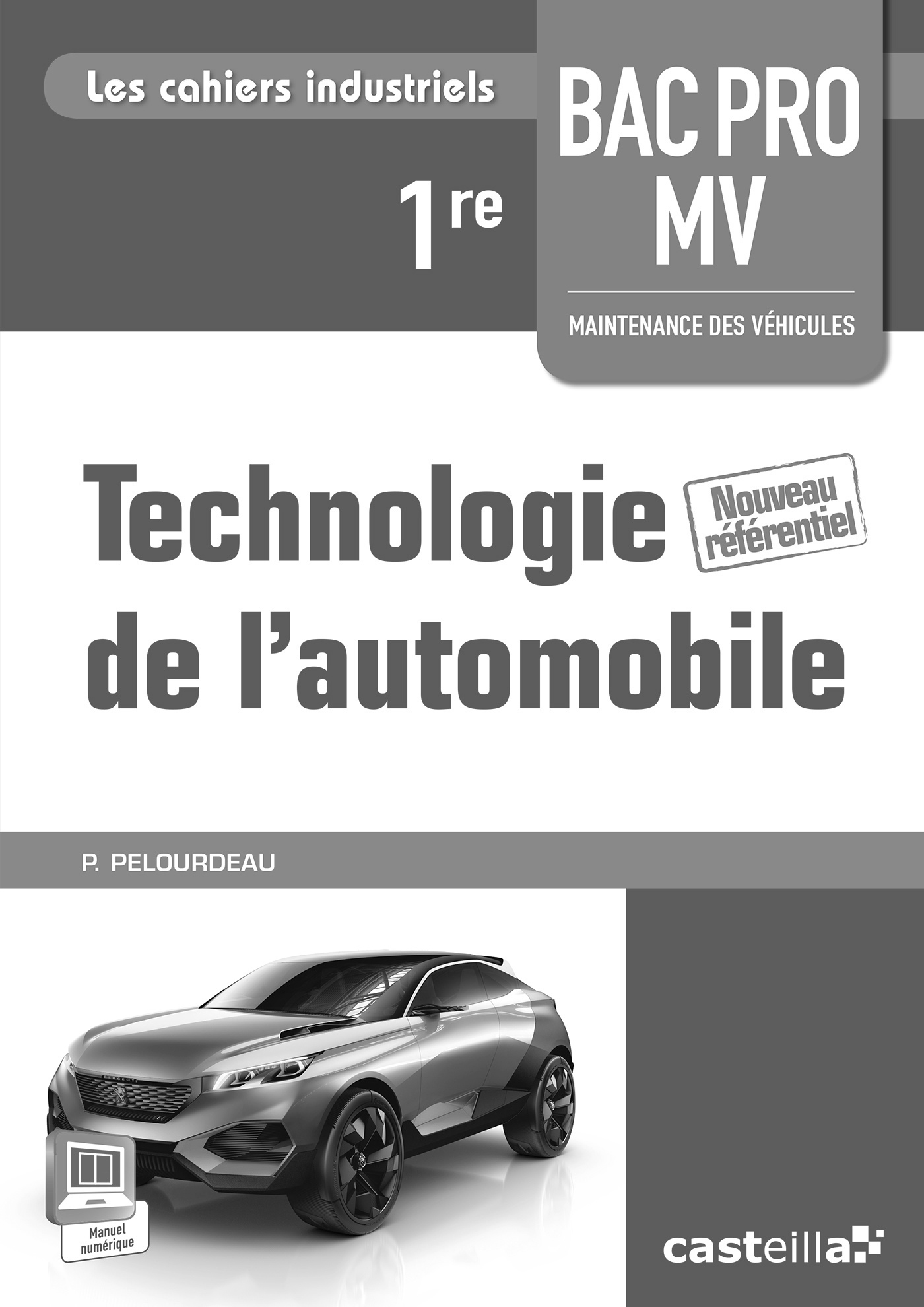 Bac à Livres Technologie De L 39automobile 1re Bac Pro Maintenance Des