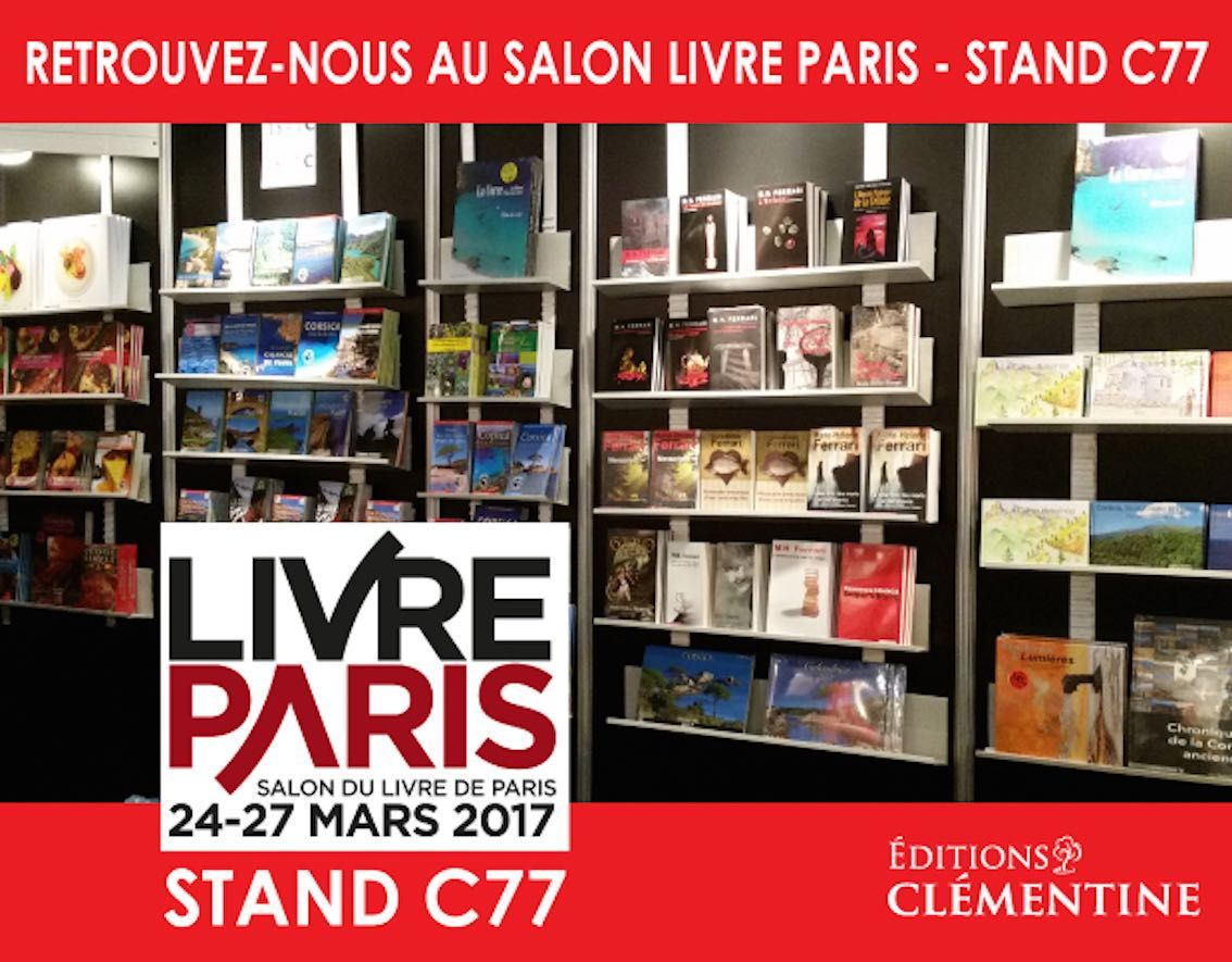 Salon Livre Paris Du 24 Au 27 Mars 2017 Salon Du Livre De Paris Editions Clementine
