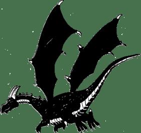 éditions dragon noir fantasy