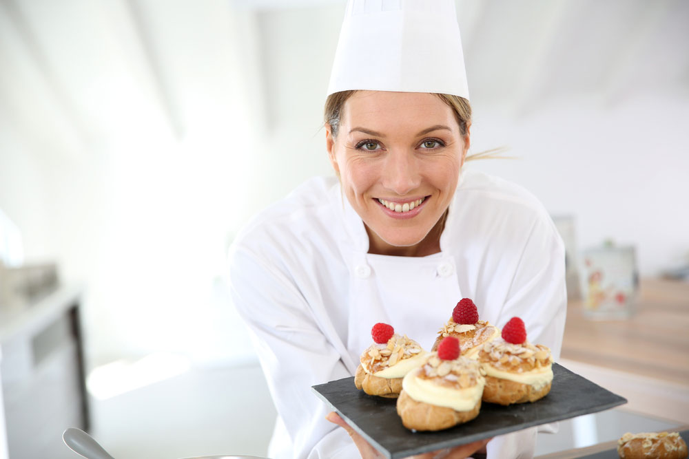 cv competences patissier