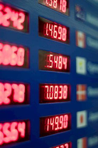 Asia Stock Market NIKKEI 225 increased 5255 points