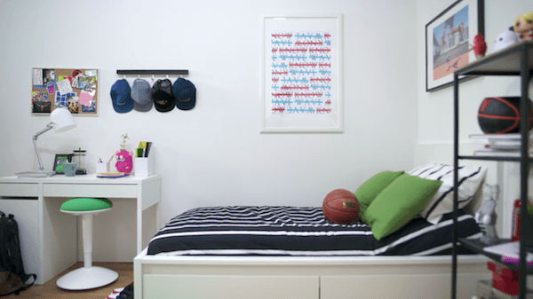 Ikea Dorm Ikea And Hypebeast Join Forces To Design The Perfect Dorm