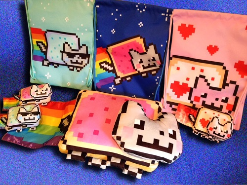 New York Fall Hd Wallpaper Toymakers To Launch Official Nyan Cat Merchandise
