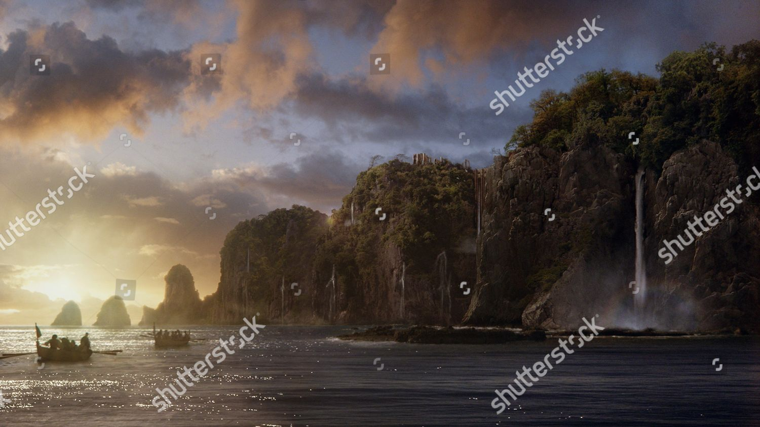 Chronicles Narnia Voyage Dawn Treader 2010 Editorial Stock Photo Stock Image Shutterstock