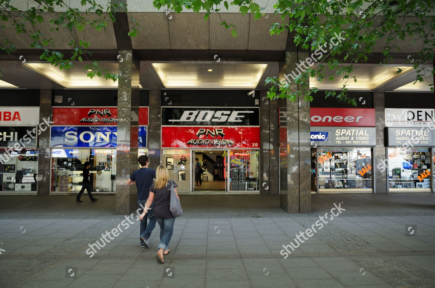 Store Front Hifi Audio Shops Editorial Stock Photo Stock Image Shutterstock