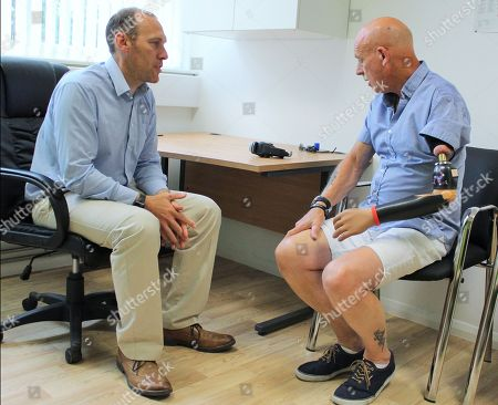 Prosthetist Stock Pictures, Editorial Images and Stock Photos