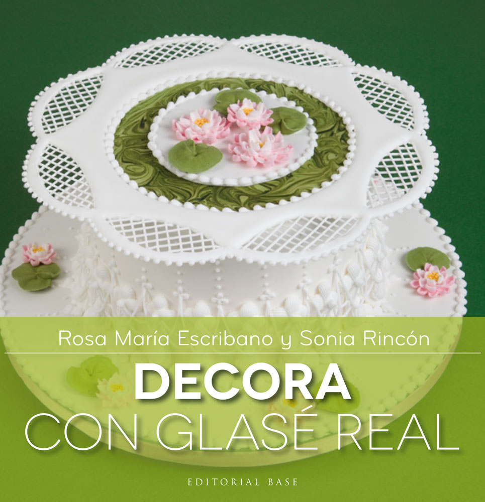 Decorar Con Glasa Real Decora Con Glasé Real